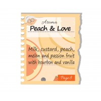 PEACH & LOVE - 10 ml