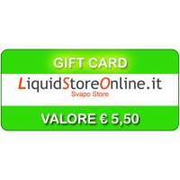 Gift Card € 5,50