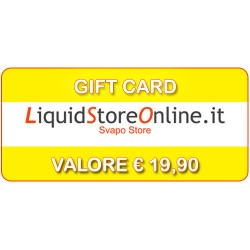 Gift Card € 19,90