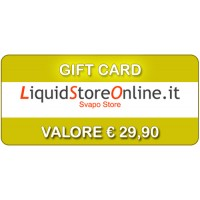 Gift Card € 29,90
